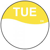 daymark-safety-systems-duramark-day-dot-of-the-week-label-tuesday-1x1000