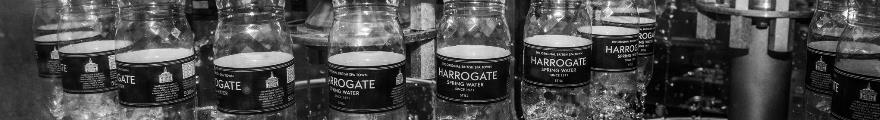 Harrogate Spa - bottled water